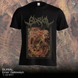 """Burial (Ita) """"Inner Gateways"""" (T-shirt)"""