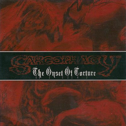 """Sarcophagy """"The Onset Of Torture"""" (CD)"""