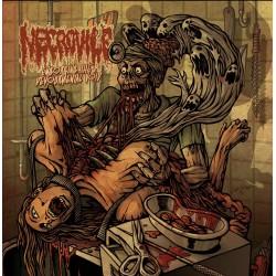 "Necrovile ""Engorging The Devourmental Void"" (CD)"