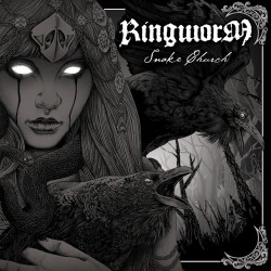 "Ringworm ""Snake Church"" (CD)"