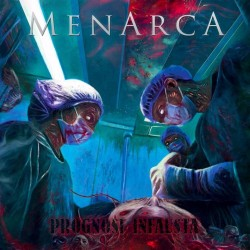 "Menarca ""Prognosi Infausta"" (CD)"