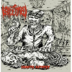 """Laryngectomized """"Chaotic Autopsy"""" (CD)"""