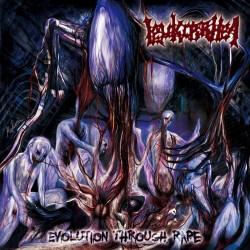 """Leukorrhea """"Evolution Through Rape"""" (CD)"""