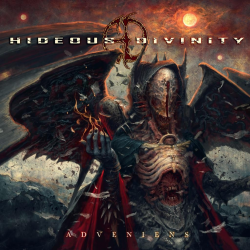 "Hideous Divinity ""Adveniens"" (CD)"