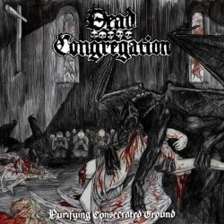 """Dead Congregation """"Purifying Consecrated Ground"""" (MCD)"""