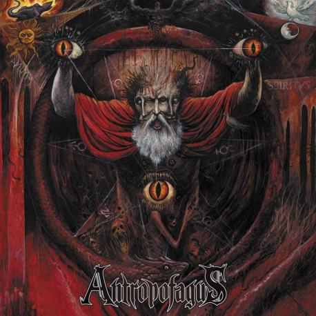 "Antropofagus ""Methods Of Resurrection Through Evisceration"" (CD)"