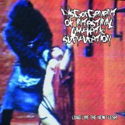 "Disgorgement Of Intestinal Lymphatic Suppuration ""Long Live The New Flesh!"" (CD)"