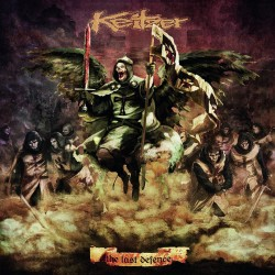 """Keitzer """"The Last Defence"""" (LP)"""