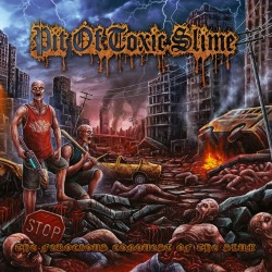 "Pit Of Toxic Slime ""The Ferocious Conquest Of The Slum"" (CD)"