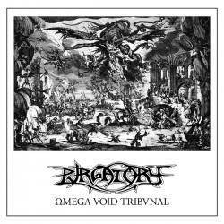 "Purgatory ""Ωmega Void Tribvnal"" (CD)"