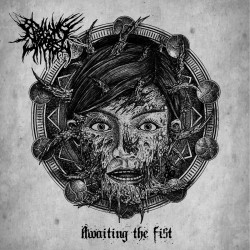 """Begging For Incest """"Awaiting The Fist"""" (CD)"""