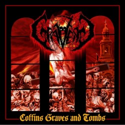 """Gravered """"Coffins Graves and Tombs"""" (MCD)"""