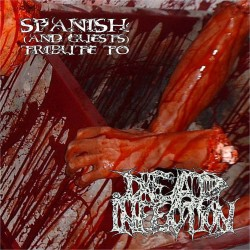 "VV/AA ""A Spanish (And Guests) Tribute To Dead Infection"" (CD)"