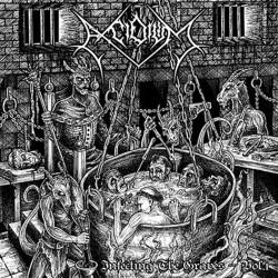 "Excidium ""Infecting The Graves Vol. 1"" (CD)"