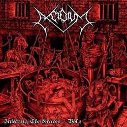 "Excidium ""Infecting The Graves Vol. 2"" (CD)"