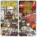 "Sikfuk + E.F.R.O. ""Fecal Fuck Stick Split"" (CD)"
