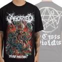 """Aborted """"Divine Impediment"""" (T-shirt) [TOUR LEFTOVER]"""