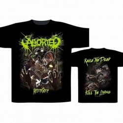 "Aborted ""Retrogore"" (T-shirt)"