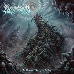 "Espermorragia ""The Human Misery In Decline"" (CD)"