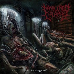 "Manipulated Calamity ""Unrivaled Xenograft Colony"" (CD)"