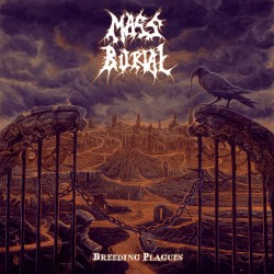 "Mass Burial ""Breeding Plagues"" (CD)"