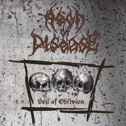 """Aeon Of Disease """"Veil Of Oblivion"""" (CD)"""
