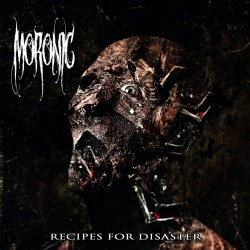 "Moronic ""Recipes For Disaster"" (CD)"