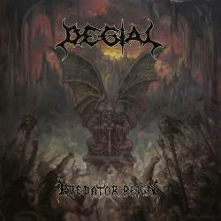 "Degial ""Predator Reign"" (CD)"