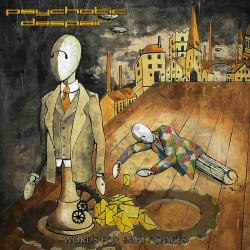 "Psychotic Despair ""Words For Empty Spaces"" (CD)"