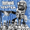 """Teething/Feastem """"Split"""" (7"""")"""