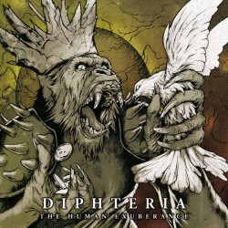 "Diphteria ""The Human Exuberance"" (CD)"