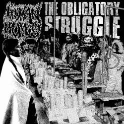 "Human Humus ""The Obligatory Struggle"" (CD)"