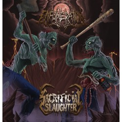"Sacrificial Slaughter/Enfuneration ""Split"" (CD)"