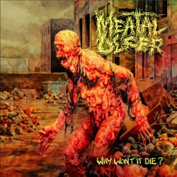 "Meatal Ulcer ""Why Won't It Die?"" (CD)"