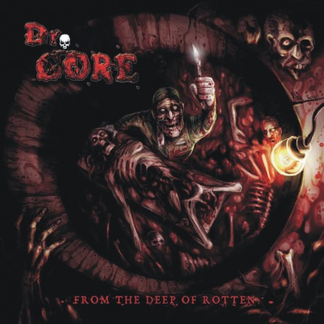 """Dr. Gore """"From The Deep Of Rotten"""" (CD)"""