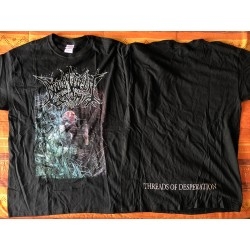 "Bradi Cerebri Ectomia ""Threads Of Desperation"" (T-shirt)"