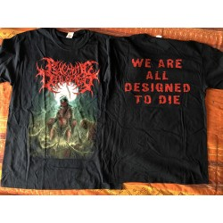 "Psychotic Defilement ""Designed To Die"" (T-shirt)"