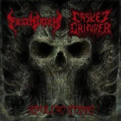 """Postmortem/Casket Grinder """"Sepulcro Eterno"""" (CD)"""