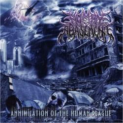"Human Abasement ""Annihilation Of The Human Plague"" (CD)"