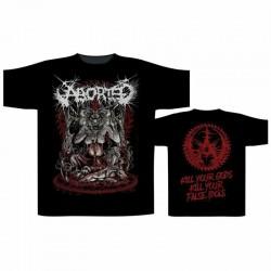 """Aborted """"Kill"""" (T-shirt)"""