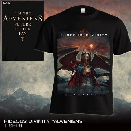"""Hideous Divinity """"Adveniens"""" (T-shirt)"""