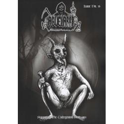 Aquelarre Zine Issue 16 (Fanzine)