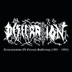 "Desecration (Ita) ""Reincarnation Of Eternal Suffering  (1991-1995)"" (CD)"