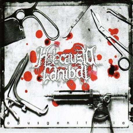 "Holocausto Canibal ""Opusgenitalia"" (SlipcaseCD)"
