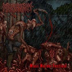 "Neuro-Visceral Exhumation ""Mass Murder Festival"" (CD)"