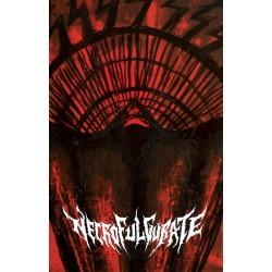 """Necrofulgurate """"Putrid Veil"""" (Tape)"""