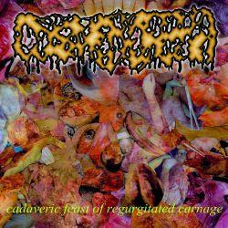 "Dysmenhorrea ""Cadaveric Feast Of Regurgitated Carnage"" (CD)"