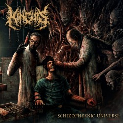 "Kinguts ""Schizophrenic Universe"" (CD)"