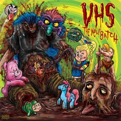 "VHS	""The New Batch"" (CD)"