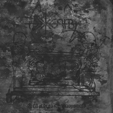 "Inexorable ""Sea Of Dead Consciousness"" (CD)"
